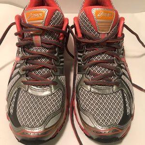 ASICS gel nimbus 15 size 8.5 running shoe